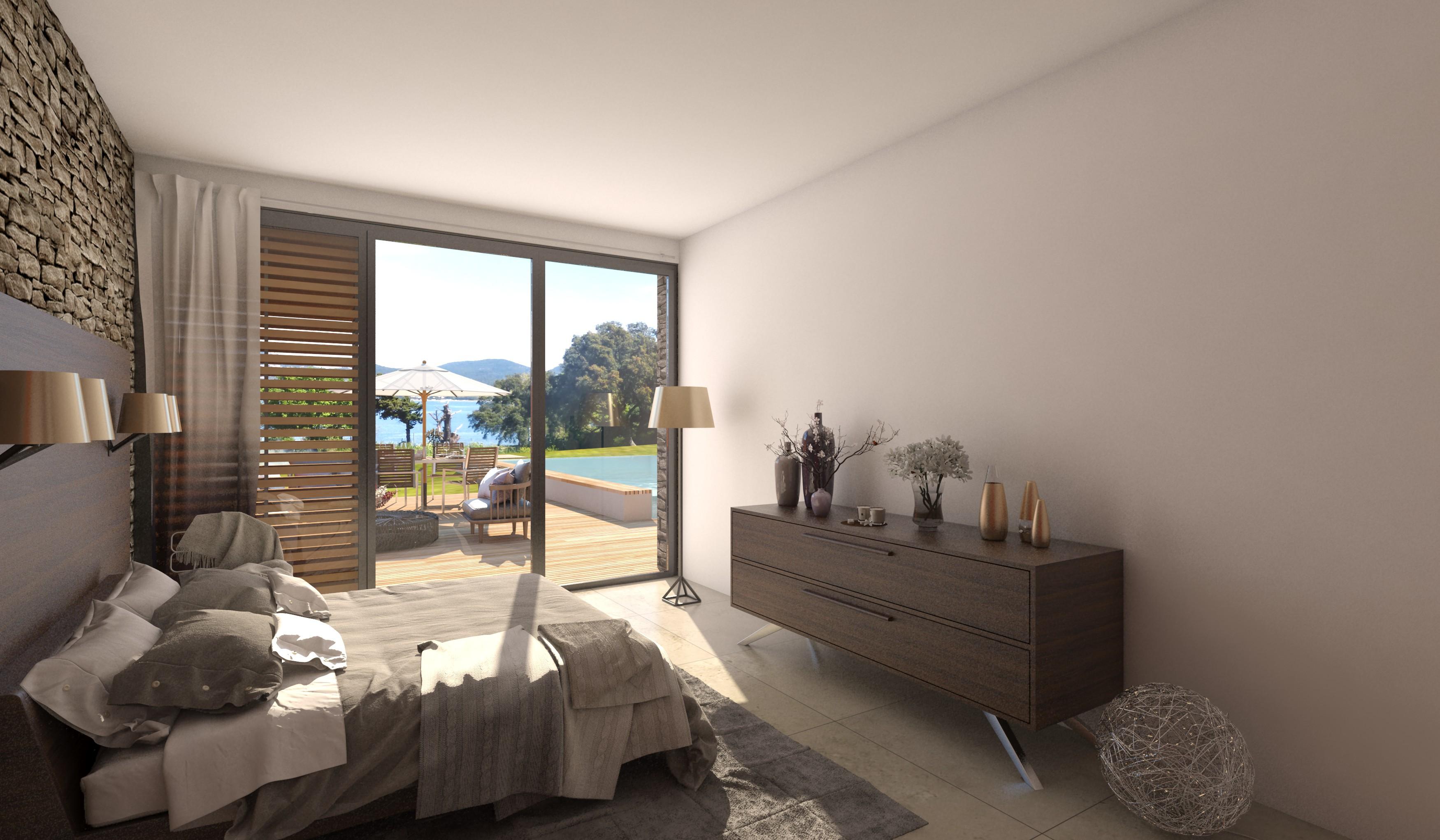 Villas Indygo_Chambre
